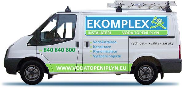 instalatéři Stará Boleslav - voda - kanalizace